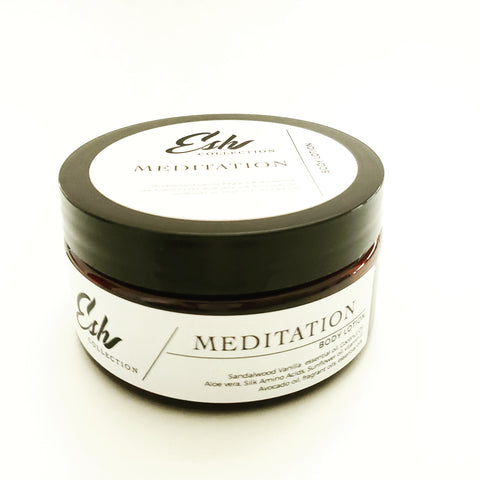 Meditation Body Lotion