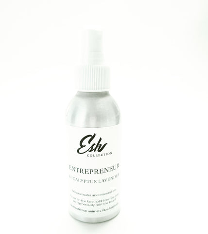 Entrepreneur Aromatherapy Spray