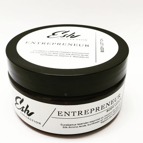 Entrepreneur Body Lotion