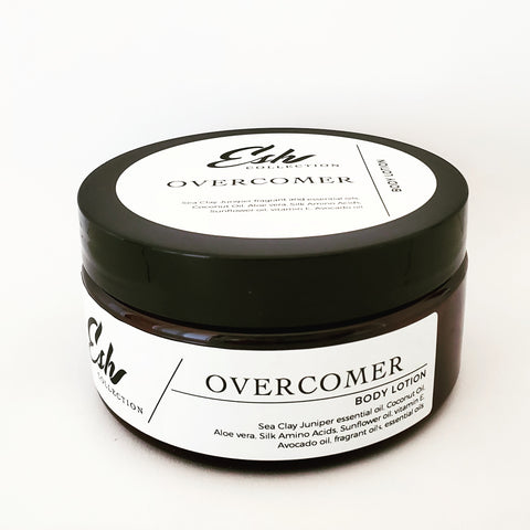 Overcomer Body Lotion