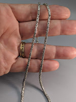 "18"" 2 mm Sterling Silver Balinese Chain"