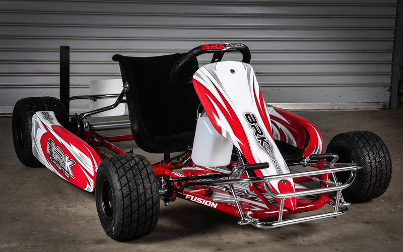 BRK Fusion Dirt Racing Kart | Speedway Racing Kart | Australia