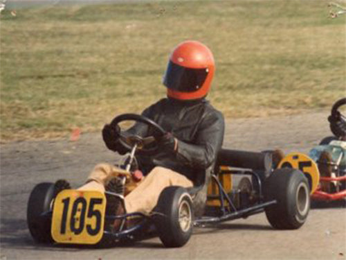 Crawford Brown - BRK Karts