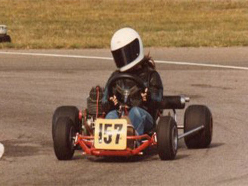 Denise Brown - BRK Karts - Kart Racing Australia