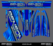Sticker Kit - Benson