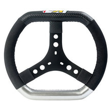 KG Flat Top/Bottom F1 Steering Wheel