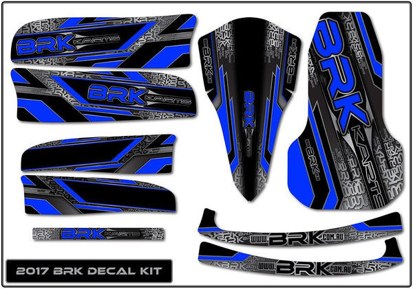 Sticker Kit - BRK X1