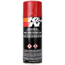 K&N Air Filter Oil - 347g