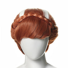 Load image into Gallery viewer, Princess Braided Hair Wig for Girls
