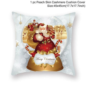 45x45cm Christmas Pillow Home Decoration