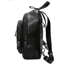 Load image into Gallery viewer, Women's Backpack PU Leather Shoulder Bag Purse Multifunctional Small Backpack for Women