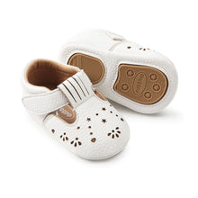 Load image into Gallery viewer, Baby Girls First Step Shoes Soft Bottom Non-slip First Walkers 0M-18M