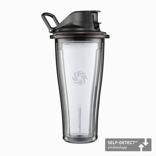 Vitamix Ascent Series 600ml Blending Cup (excludes blade base)