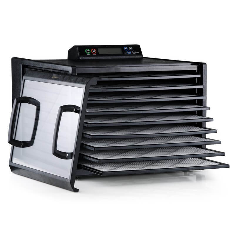 Excalibur Digital Dehydrator with 9 Trays - 4948CDB