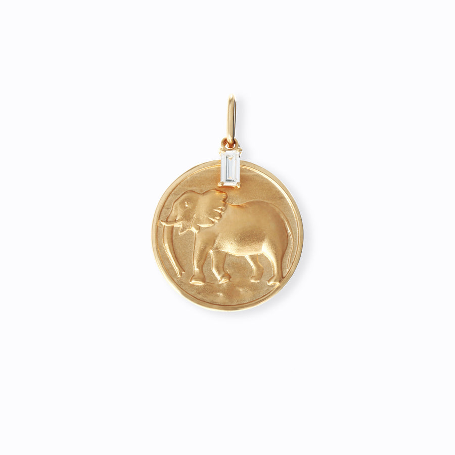 Nature Coin African Elephant