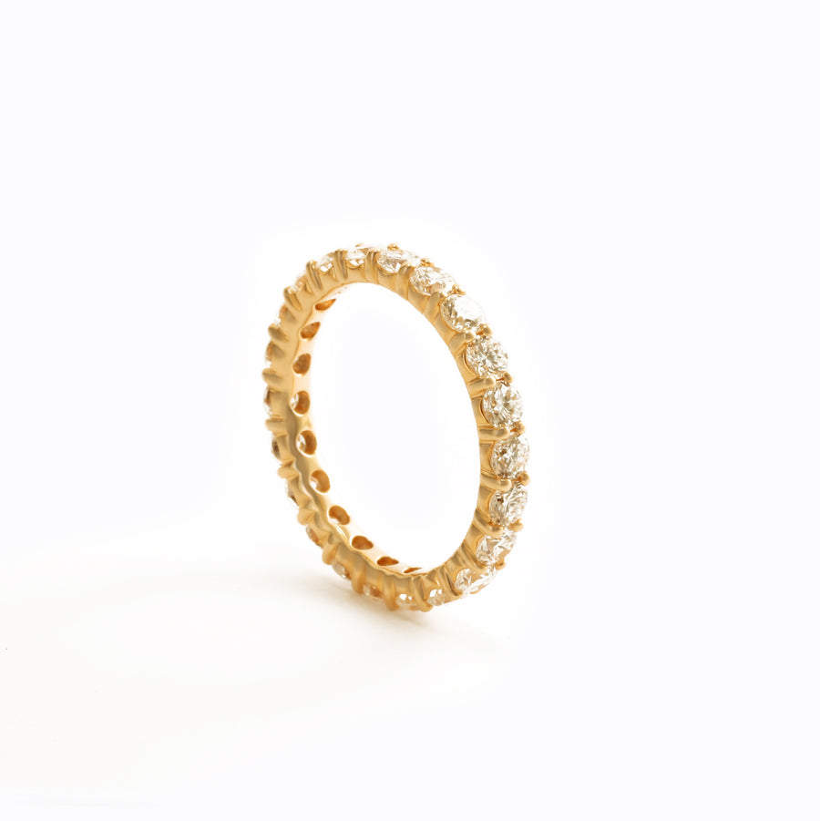 【オーダー品】Sparkle Full Eternity Ring 1.69ct