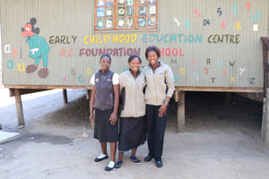 Build A School In Zambia