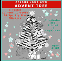 Load image into Gallery viewer, African Christmas Advent Calendars Of Joy