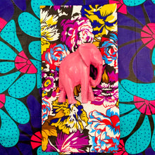 Load image into Gallery viewer, Pink Elephant Napkin Rings