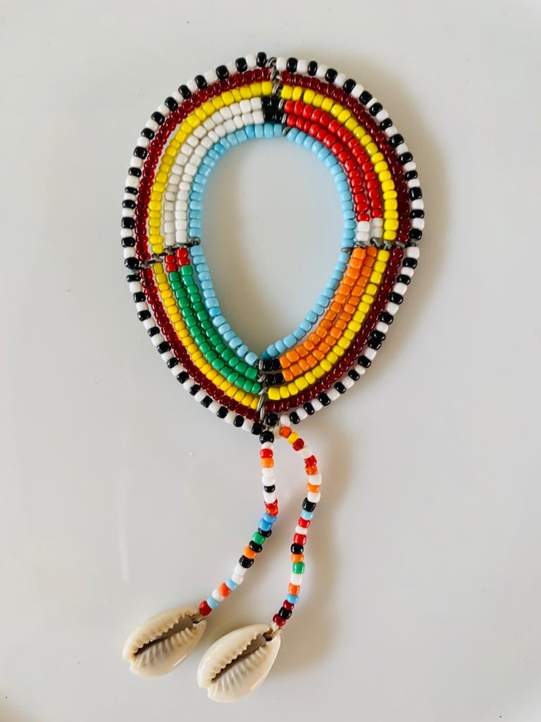 Kenyan Beaded Napkin Rings