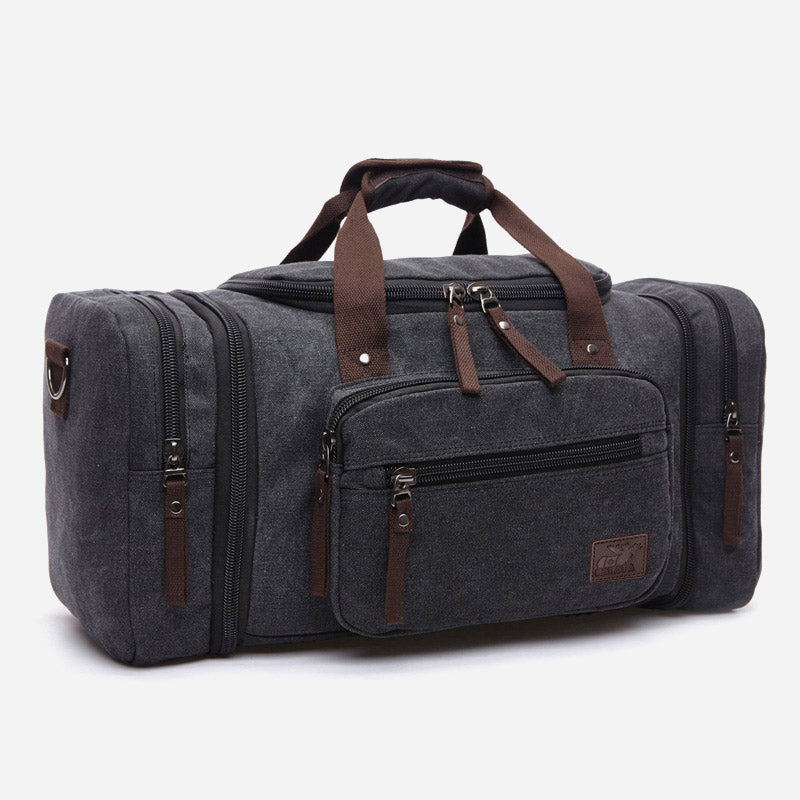 Expandable Duffel
