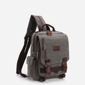 Convertible Satchel Backpack