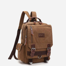 Load image into Gallery viewer, Convertible Satchel Backpack
