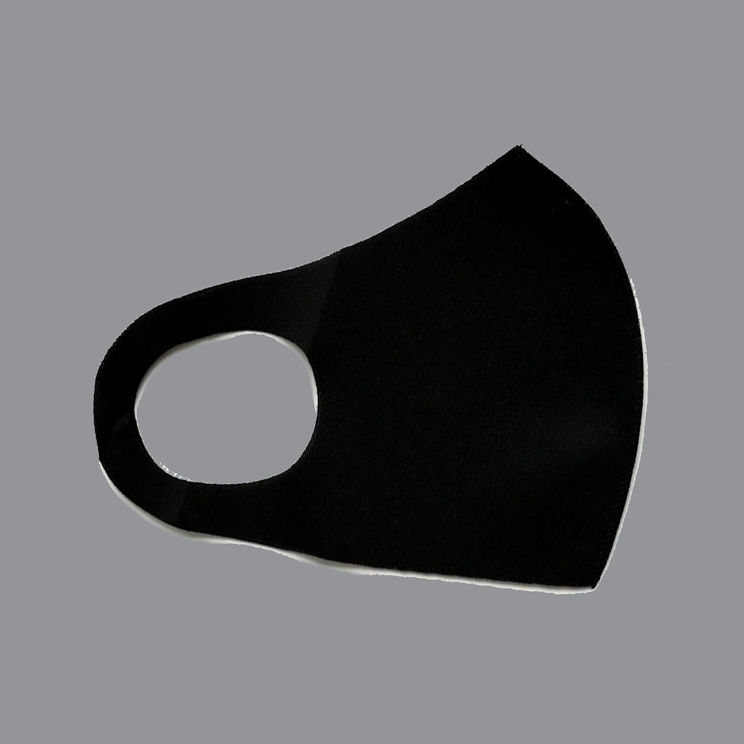 Black Non-medical Mask