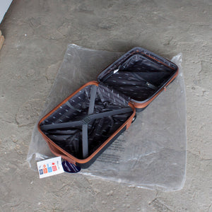 XS Under-the-seat Carry On - Black/Black