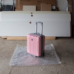 XS Under-the-seat Carry On - Pink/Gray