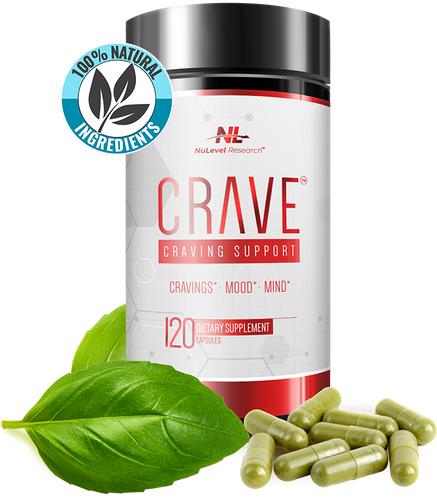 Crave: Craving Support 120 Count