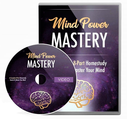 Mind Power Mastery Digital Course