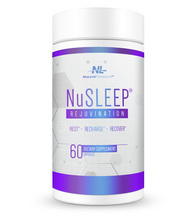 Load image into Gallery viewer, NuSleep Rejuvination Sleep Support 60ct