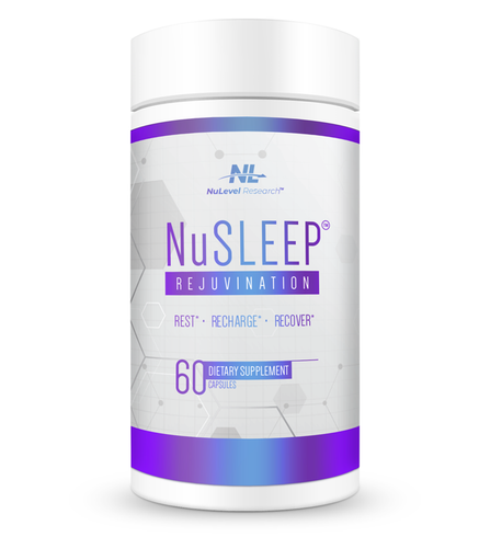 NuSleep Rejuvination Sleep Support 60ct