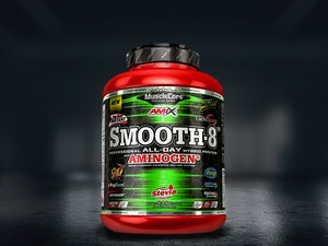 AMIX Smooth-8 2.300кг-Protein Land-Двоен Шоколад-Protein Land