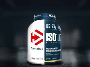 Dymatize ISO 100 2.200кг-Protein Land-Гурме Ванилия-Protein Land