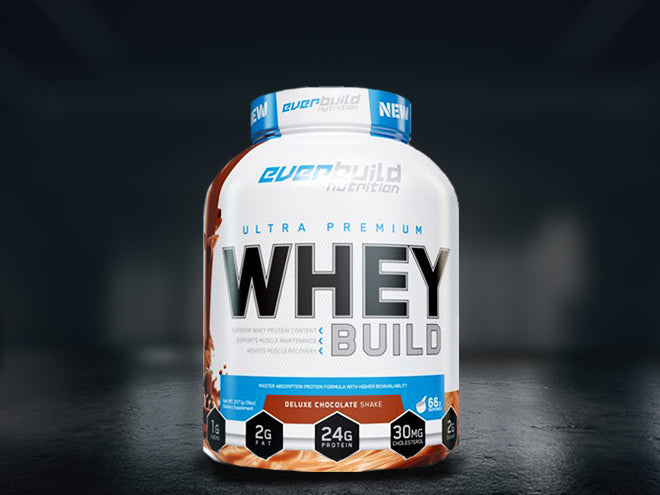 EVERBUILD Ultra Premium Whey Build 2.271кг-Protein Land-Protein Land