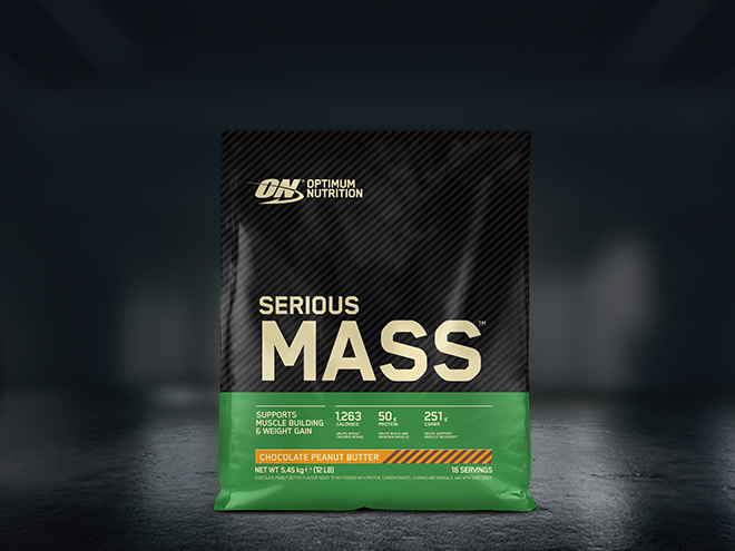 Mass Gainer - Гейнър за Маса Optimum Nutrition Protein Land Bulgaria