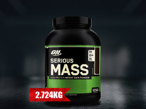 OPTIMUM NUTRITION Serious Mass 2.724кг-Protein Land-Шоколад-Protein Land