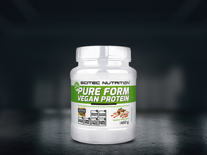 SCITEC Green Series Pure Form Vegan Protein / 0.450кг