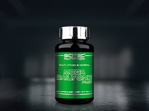 SCITEC Mega Daily One Plus Multivitamin - Мултивитамини Protein Land / Scitec Nutrition Витамини