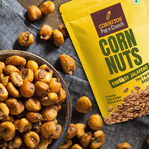 Load image into Gallery viewer, Cornitos Corn Nut (Cheesy Jalapeno) 150g