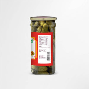 Whole Pickle Gherkins 180g