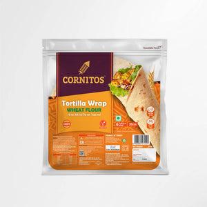 Tortilla Wraps Wheat Flour