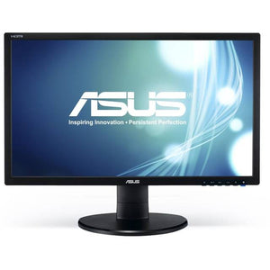 Asus VE228H 21.5 inch WideScreen 10,000,000:1 5ms VGA/DVI/HDMI LCD Monitor, w/ Speakers (Black)
