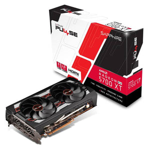 Sapphire 11293-01-20G PULSE AMD Radeon RX 5700 XT 8GB GDDR6 HDMI/3DisplayPort PCI-Express 4.0 Video Card