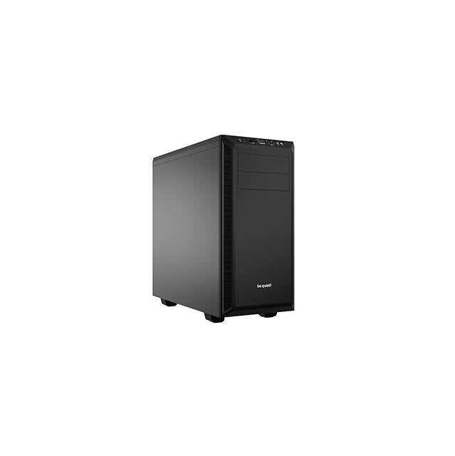 be quiet! Pure Base 600 No Power Supply ATX Mid Tower (Black)