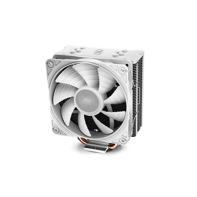 DEEPCOOL GAMMAXX GTE V2 CPU Air Cooler White