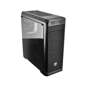Cougar MX330 No Power Supply ATX Mid Tower