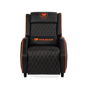 Cougar SOFA RANGER The Perfect Sofa for Professional Gamers We use premium materials, such as steel frame,high-quality components, foldable footrest, and tilted backrest. Ranger brings you the comfort you need to thoroughly enjoy long gaming sessions. Ran